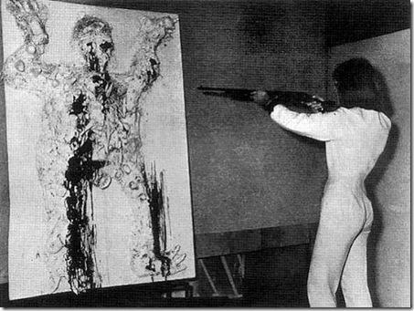 Niki de Saint Phalle -Tir_1961_1