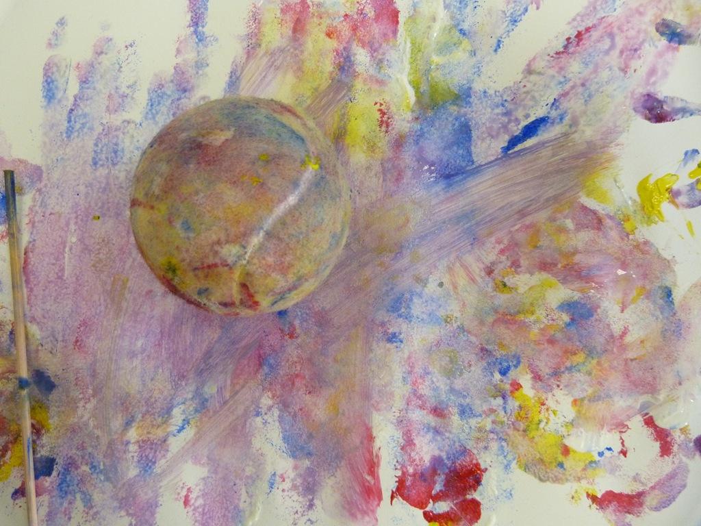 Outils d 39 artistes r alisations 6 me for Peinture pour le plastique