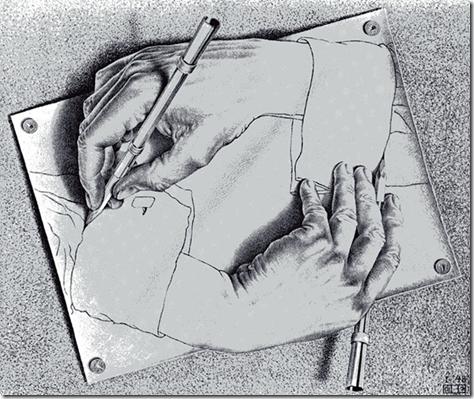 escher-mains