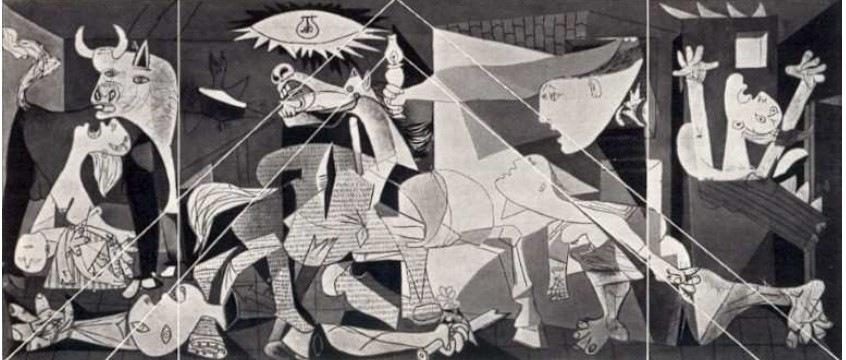 Souvent Guernica de Pablo Picasso, une oeuvre engagée | «artjager IV03