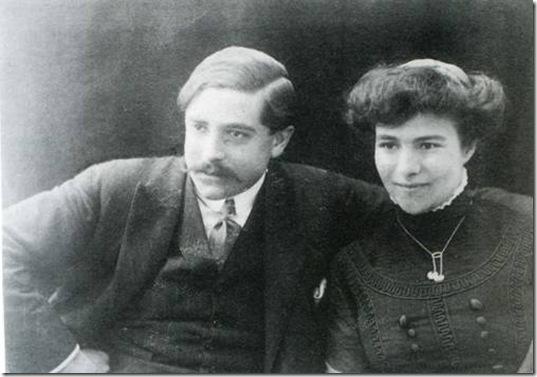 Francis Picabia et Gabriel Buffet - 1910