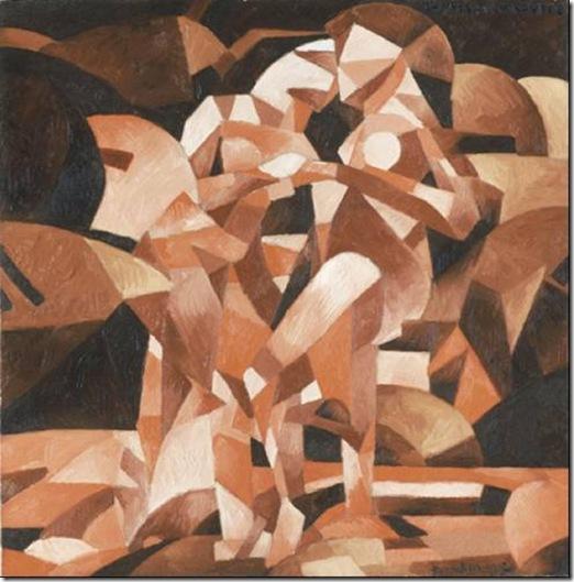 Picabia La danse au printemps 1912