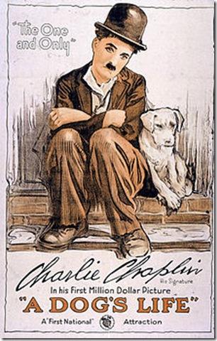 Une vie de chien 1918 Charly Chaplin