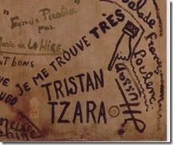 L'oeil cacodylate Tristan Tzara
