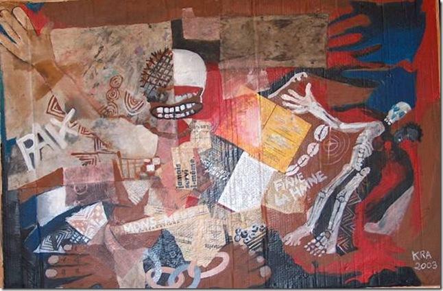 N'Guessan Kra - La paix pour des siècles et des siècles