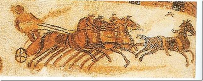 Mosaïque de Carthage