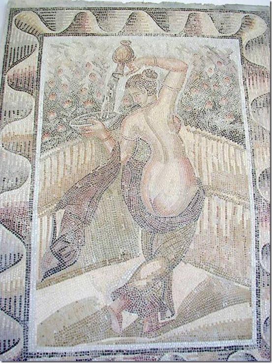 Mosaïque- musée de Carthage