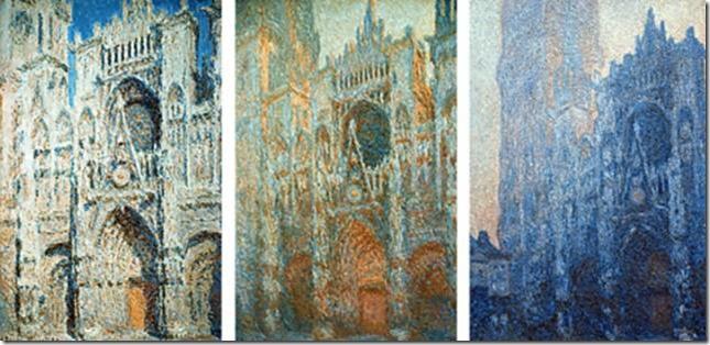 Claude Monet_La cathédrale de Rouan