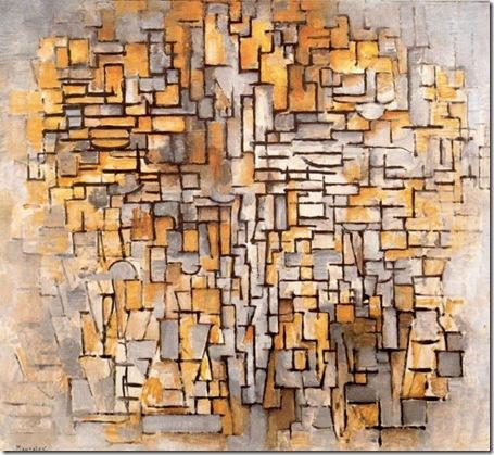 Piet Mondrian_Composition VII