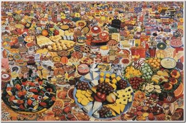 Erro, foodscape 1970