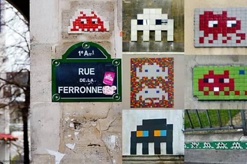 Des pixels dans l'histoire de l'art : du Pop Art aux pratiques ...