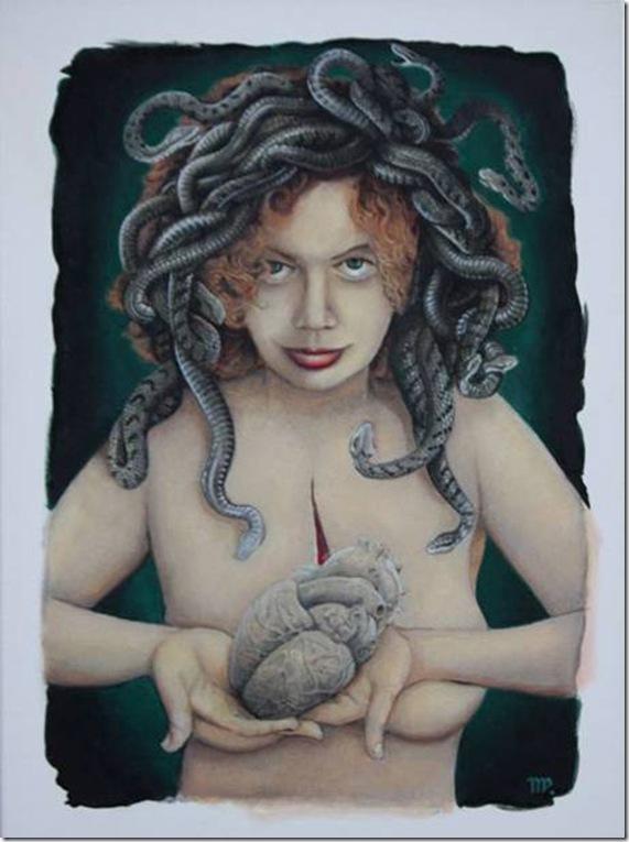 Marie-Noëlle Pécarrère, Petrified Love