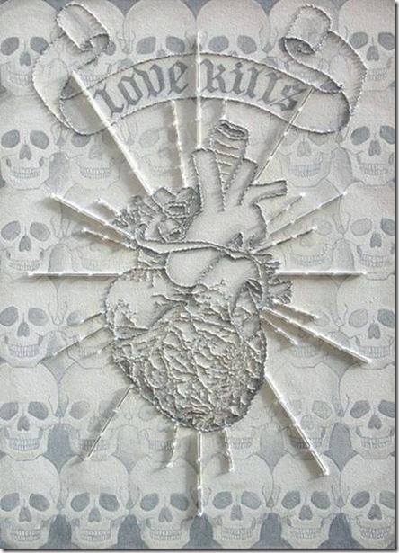 Marie-Noëlle Pécarrère, Love Kills