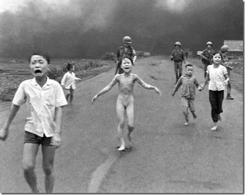 Nick Ut prise le 8 juin 1972