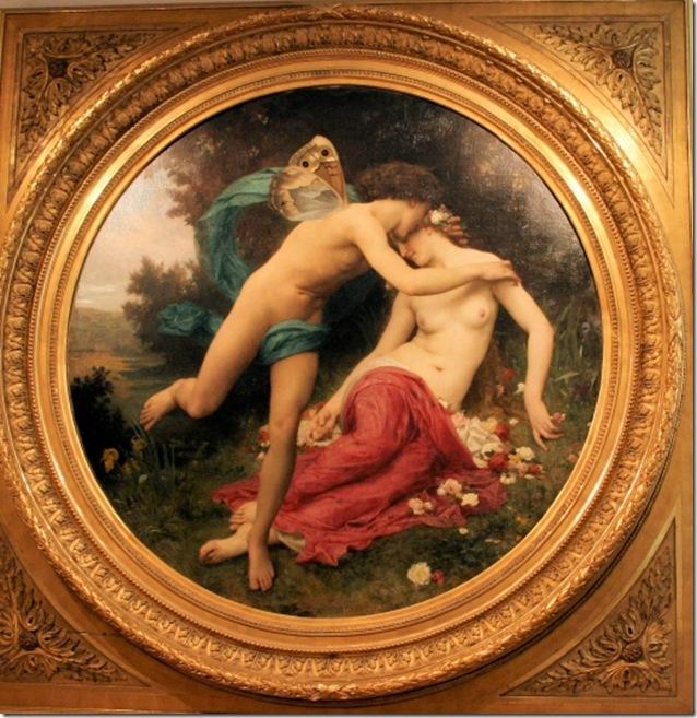Flore et Zéphyr, de William-Adolphe BOUGUEREAU