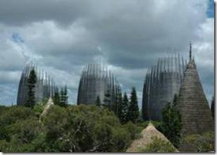 Centre Culturel Djibaou Renzo Piano