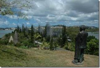 Centre Culturel Djibaou Nouméa Renzo Piano
