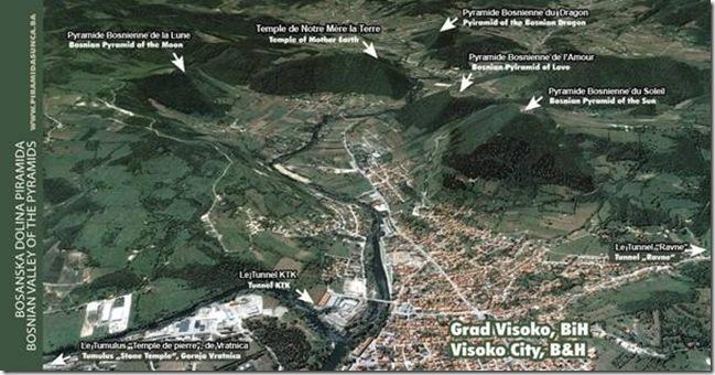 vallée de Visoko