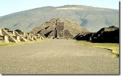 Teotihuacán au Mexique 2