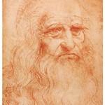 Anachronique : la rencontre des élèves avec un peintre célèbre; films sur Léonard de Vinci