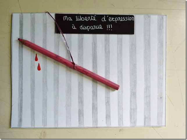 crayon entrave ou bavard 6