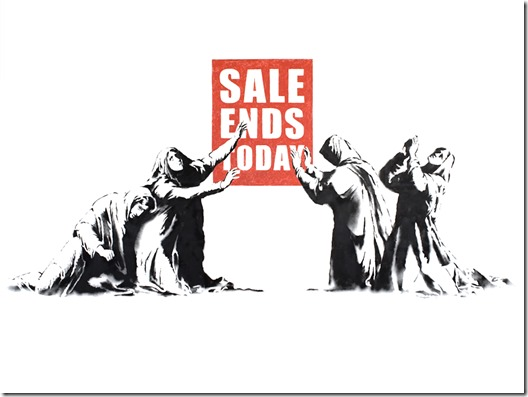 Banksy-SaleEnds2