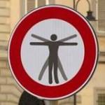 Art et panneaux signalétiques