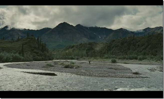Plan général Into the wild de Sean Penn