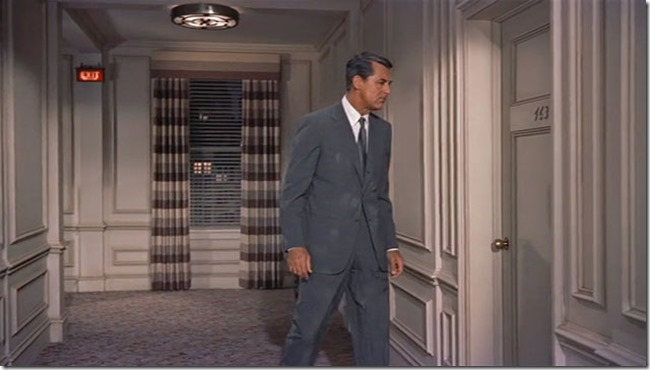 plan italien la mort aux trousses d'Alfred Hitchcock 1959