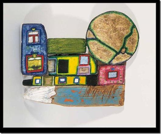 Hundertwasser, assemblage