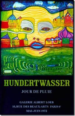 Hundertwasser_ jour de pluie