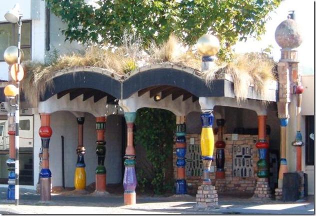 toilettes publiques Hundertwasser