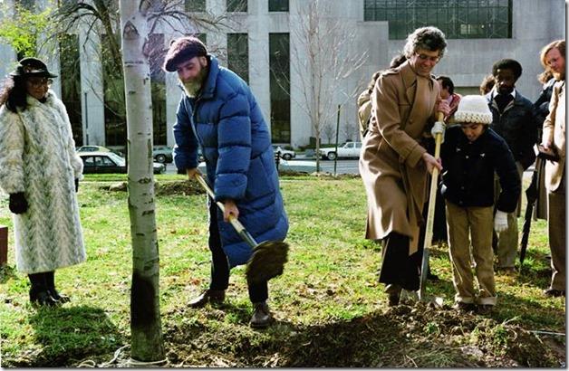 Hundertwasser Plantation d'arbres2