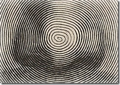 spirale Christ Claude Mellan