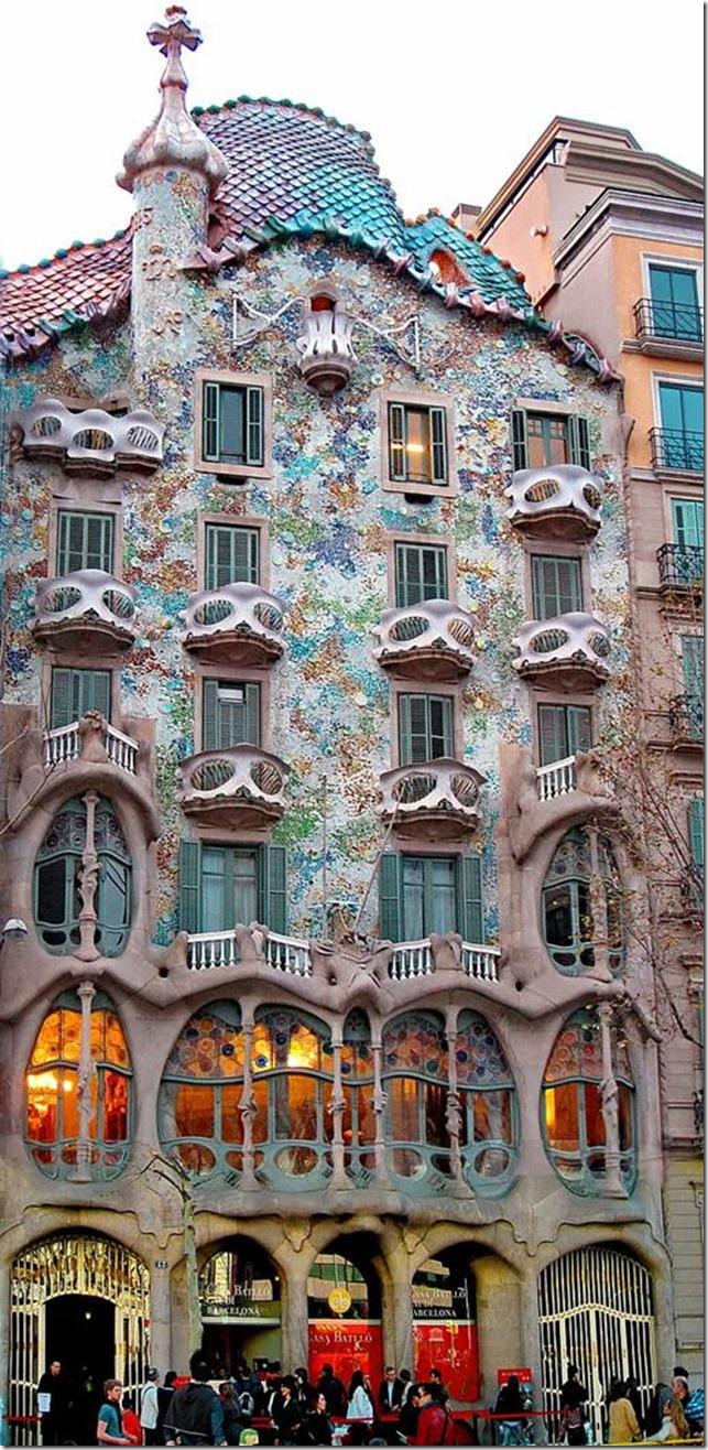 Casa Batlló Antoni Gaudí