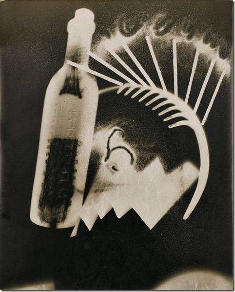 Man Ray, Rayogramme, 1924