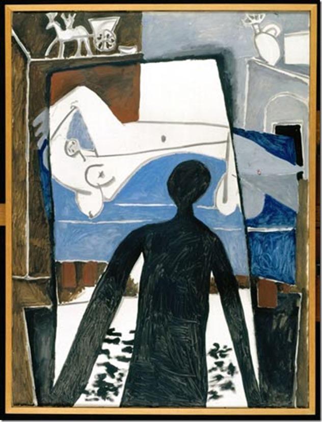 PICASSO Pablo (1881-1973), L'ombre, 1953