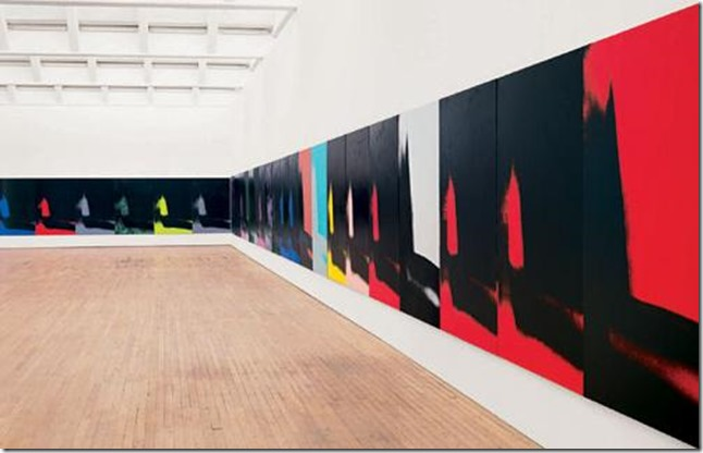 WARHOL Andy (1928-1987), Shadows (Ombres), 1978-1979