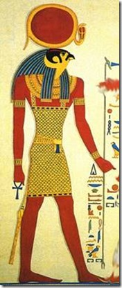 Aton, le dieu solaire2