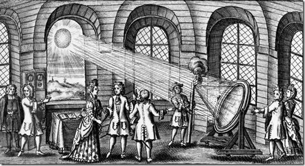 Le miroir ardent de Louis XIV