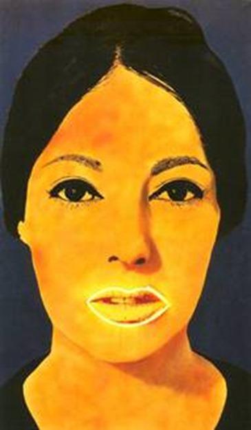Martial Raysse, Peinture haute-tension 1965