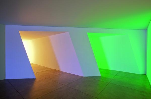 Dan Flavin, Untitled (projet Marfa)