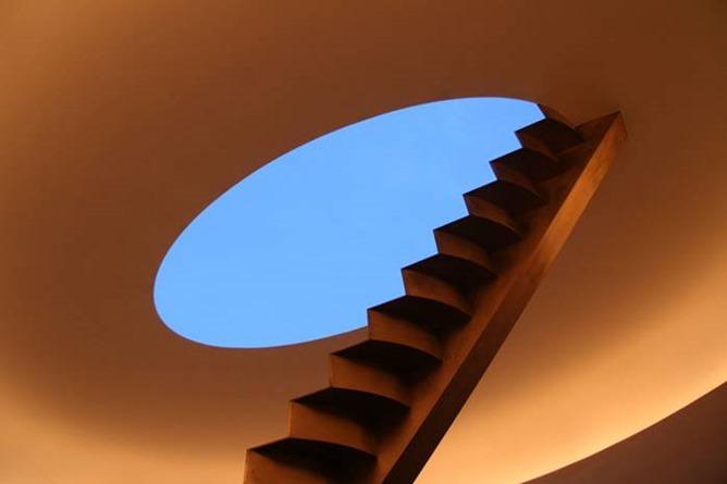 James Turrell agua de luz