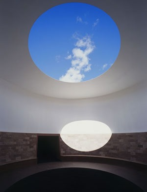 James Turrell, Crater's Eye from Roden Crater