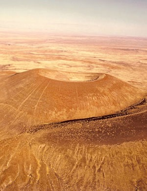 James Turrell, Roden Crater, Arizona