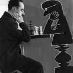 Des oeuvres de Robert Doisneau revisitée par les 6e