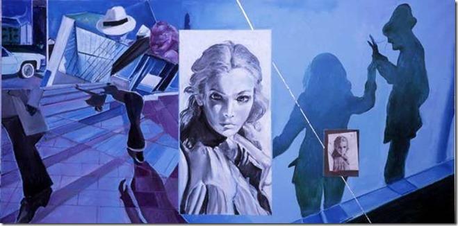 2010 Peinture sentimentale N°8