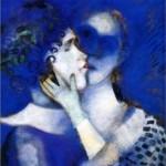 Du bleu dans l'art, l'histoire, la culture Part. 1