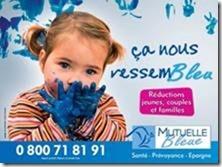 publicité bleue 4