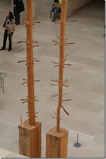 Giuseppe Penone – L'arbre dans sa 22ème année